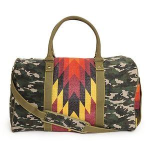 Tigerbear Republik Camo Baja Duffle Bag